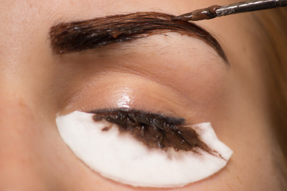 Eyebrow Eyelash Tinting Essential Aesthetics